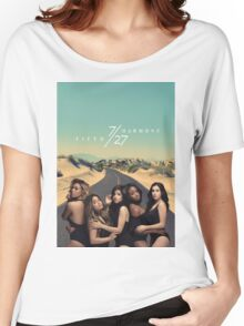 Fifth Harmony - 7/27 (Desert) Women's Relaxed Fit T-Shirt