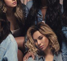 Fifth Harmony (Circle) Sticker