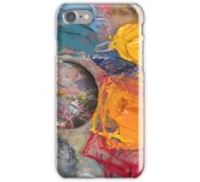 The palette IV iPhone Case/Skin