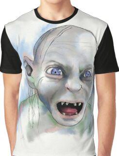 Gollum. Graphic T-Shirt