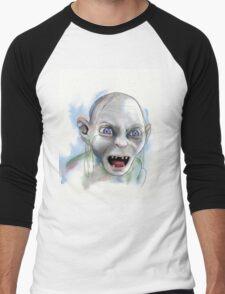 Gollum. Men's Baseball ¾ T-Shirt