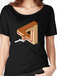 Layer Cake Women's Relaxed Fit T-Shirt