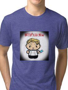 Hello Kitchen Tri-blend T-Shirt