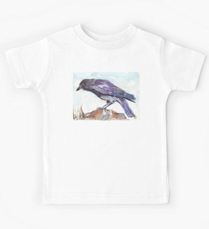 The playful Crow - Coco Kids Tee