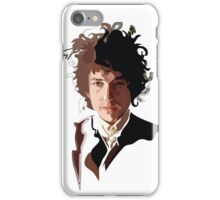 Bob Dylan Music Icon iPhone Case/Skin
