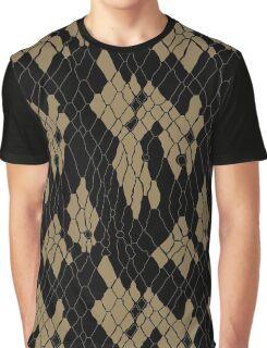 Animal Skin Graphic T-Shirt