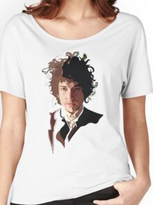 Bob Dylan Music Icon Women's Relaxed Fit T-Shirt