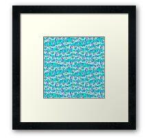 Mermaids Framed Print