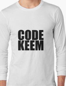 Use Code Keem Long Sleeve T-Shirt