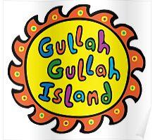 Gullah Gullah Island Poster