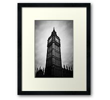Ben - Dark Tower Framed Print