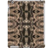 Cat Pattern: Grey Tabby iPad Case/Skin
