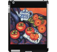 Thai Elephants with Persimmons iPad Case/Skin