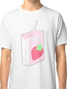Strawberry Milk Classic T-Shirt