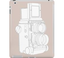 TLR Camera iPad Case/Skin