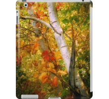 Turning Leaves iPad Case/Skin