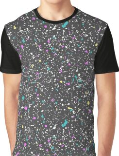 Splat Goes the Paint Graphic T-Shirt