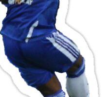 Drogba in Munich Sticker