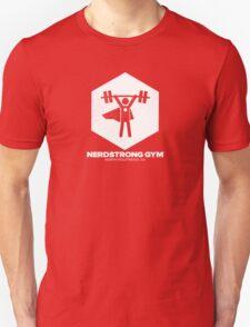 Nerdstrong Gym Logo Unisex T-Shirt