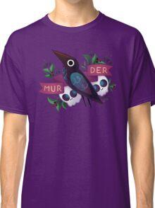 Murder Crow Classic T-Shirt