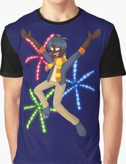 Pyro Technic Graphic T-Shirt