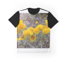 Clustered Everlastings Graphic T-Shirt