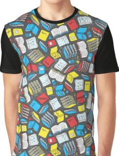 Study Time Graphic T-Shirt
