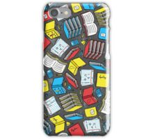 Study Time iPhone Case/Skin