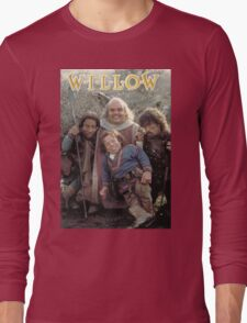 Willow (1988) the boys Long Sleeve T-Shirt