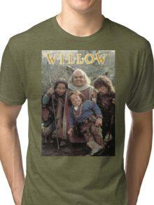 Willow (1988) the boys Tri-blend T-Shirt