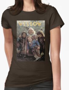 Willow (1988) the boys Womens Fitted T-Shirt