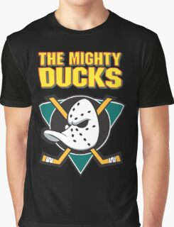 The Mighty Ducks Graphic T-Shirt