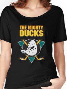 The Mighty Ducks Women's Relaxed Fit T-Shirt