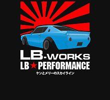 LB WORK : LB PERFROMANCE Unisex T-Shirt