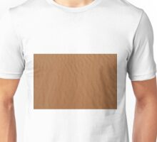 Sand in the desert background. Unisex T-Shirt