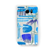 Chaotic  Mid-Century Abstract Samsung Galaxy Case/Skin