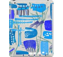 Chaotic  Mid-Century Abstract iPad Case/Skin