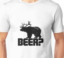 Bear Beer Unisex T-Shirt