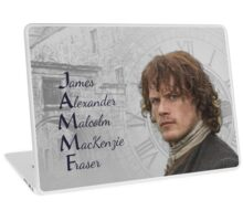 Outlander/JAMMF Laptop Skin
