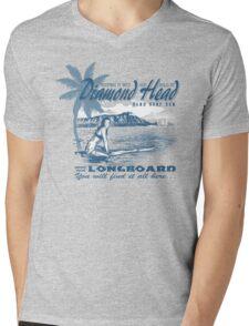 diamond head hawaii Mens V-Neck T-Shirt
