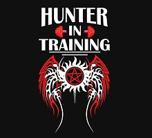 Hunter in Training. SPN. Supernatural. Unisex T-Shirt