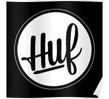 Huf Circle Poster
