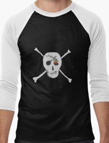 Fly the flag! Men's Baseball ¾ T-Shirt
