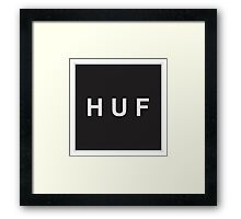Huf Box Framed Print