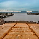 Crowdy Head Slipway 01 by kevin chippindall
