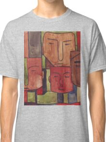 Faces of Africa - Ethnic series Classic T-Shirt