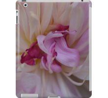 Garden Peony - Paeonia lactiflora iPad Case/Skin