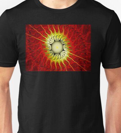 Fire Flower-Apophysis 7 Unisex T-Shirt