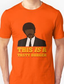 This is a tasty burger. T-Shirt