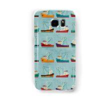 Fishing Trawlers Samsung Galaxy Case/Skin
